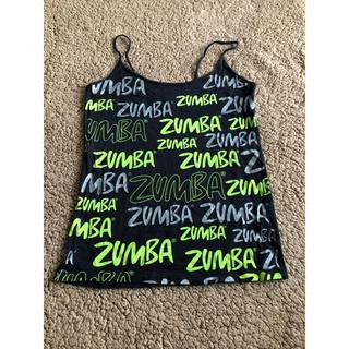 ズンバ(Zumba)のZUMBA  タンクトップ(トレーニング用品)