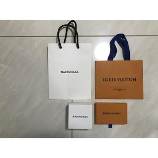 バレンシアガ(Balenciaga)のLOUIS VUITTON BALENCIAGA  ショッパー(その他)