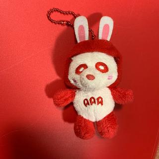 トリプルエー(AAA)のAAAのウサギちゃん(キーホルダー)
