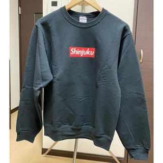 ランドリー(LAUNDRY)の【美品】Laundry shinjukuボックスロゴスウェット(スウェット)