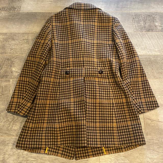 J&M DAVIDSON(ジェイアンドエムデヴィッドソン)のJ&M Davidson ウールコート レディースのジャケット/アウター(ピーコート)の商品写真