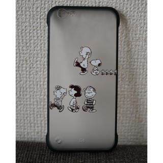 ピーナッツ(PEANUTS)のiPhoneケース スヌーピー iPhone6 6s(iPhoneケース)