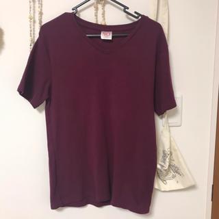 オアグローリー(or Glory)のor glory  VネックTシャツ(Tシャツ/カットソー(半袖/袖なし))