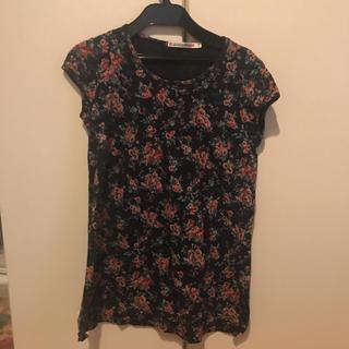 ローラアシュレイ(LAURA ASHLEY)のチュニック ローラアシュレイ コラボ TシャツS キッズ150センチ(チュニック)