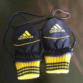 アディダス(adidas)のadidasナイロン手袋R様専用(手袋)