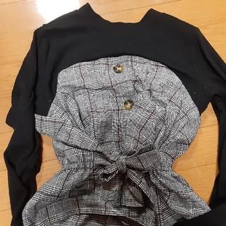 シマムラ(しまむら)のトップス(Tシャツ(長袖/七分))