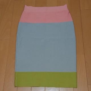 ビーシービージーマックスアズリア(BCBGMAXAZRIA)のBCBG タイトスカート(ひざ丈スカート)