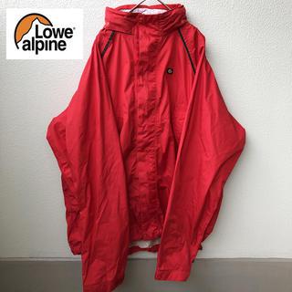 ロウアルパイン(Lowe Alpine)のLowe alpine ロウアルパイン ウィンドブレーカー ナイロンジャケット(登山用品)