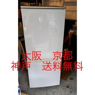 シャープ(SHARP)のシャープ ノンフロン冷凍冷蔵庫  SJ-UW14-W    2012年製  (冷蔵庫)