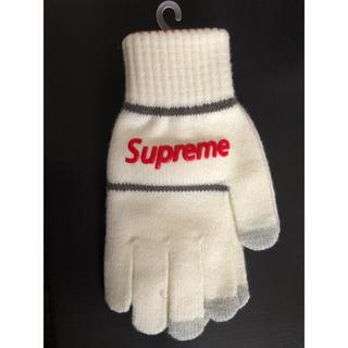 シュプリーム(Supreme)の手袋 (手袋)