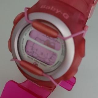 ベビージー(Baby-G)のさゆ様専用 Baby-G 380 ハローキティ ローズピンク(腕時計)