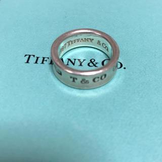 ティファニー(Tiffany & Co.)の90s Tiffany & co. ring(リング(指輪))