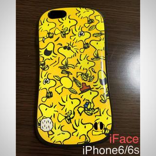 ピーナッツ(PEANUTS)のiFace 6s 携帯ケース(iPhoneケース)