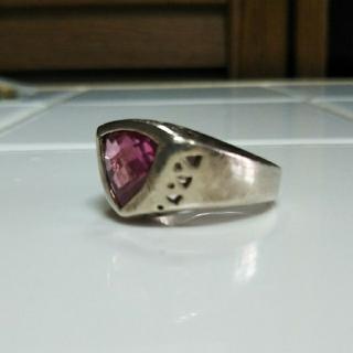 フォリフォリ(Folli Follie)のフォリフォリ 天然石リング(リング(指輪))