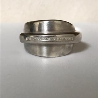 ティファニー(Tiffany & Co.)のTiffany&Co スプーンリング【Faneuil】(リング(指輪))