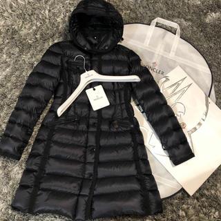 MONCLER - モンクレール 国内正規品 HERMINE エルミンヌ サイズ00 ブラック
