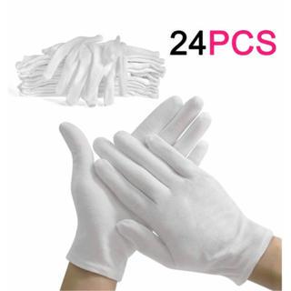 スムス純綿手袋、Lサイズ、12双‼️お買い得(手袋)