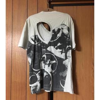 アゴストショップ(AGOSTO SHOP)のアゴストショップ 変形Tシャツ(Tシャツ(半袖/袖なし))