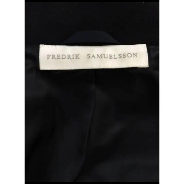 UNITED ARROWS(ユナイテッドアローズ)の【美品】FREDRIK SAMUELSSON ナポレオンジャケット メンズのジャケット/アウター(その他)の商品写真