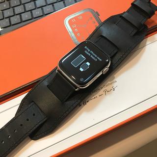 アップルウォッチ(Apple Watch)のApple Watch HERMES series4  44mm(スマートフォン本体)