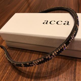 acca - acca カチューシャ【オードリー】/ アッカ