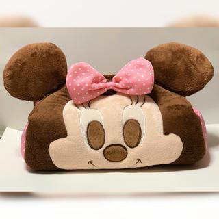 ディズニー(Disney)のディズニー ミニーちゃん ティッシュボックス(ティッシュボックス)