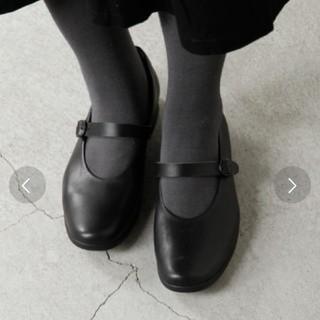 ショセ(chausser)のchausser/ショセレースアップフラットシューズ(ローファー/革靴)