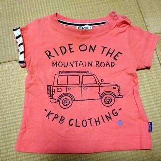 ニットプランナー(KP)のKP トップス 半袖 80(Tシャツ)