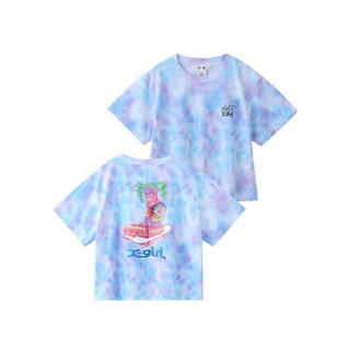 エックスガール(X-girl)のx-girl FAFI コラボTシャツ(Tシャツ(半袖/袖なし))