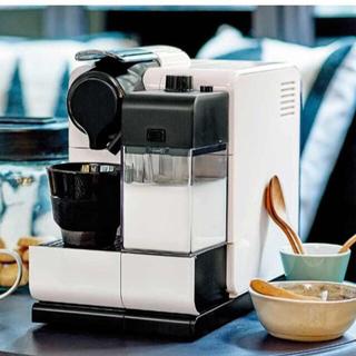 ネスプレッソ コーヒーメーカー ラティシマ・タッチ ホワイト(エスプレッソマシン)