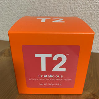 T2 紅茶 フルータリシャス(茶)