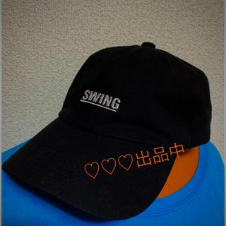 イング(INGNI)のINGNI キャップ 帽子 イング 調整可能 ベルト 雑誌 モデル ヒルナンデス(キャップ)