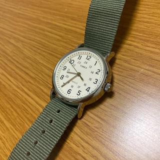 タイメックス(TIMEX)の【処分のため値下げ】TIMEX ウィークエンダー リバーシブルベルト (腕時計(アナログ))