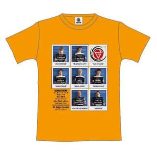 ジェネレーションズ(GENERATIONS)のGENERATIONS Tシャツ Lサイズ(ミュージシャン)