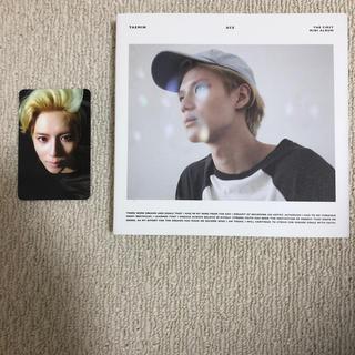 シャイニー(SHINee)のSHINee テミン CD  韓国版 ACE(K-POP/アジア)