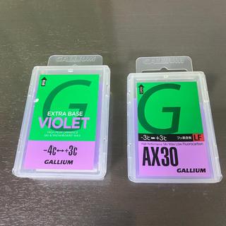 ガリウム(GALLIUM)のGALLIUM スキー スノーボード ワックス 2点セット(その他)
