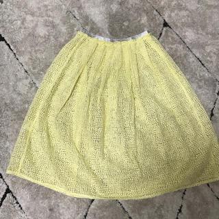 アウラアイラ(AULA AILA)のAULA AILAスカート(ひざ丈スカート)