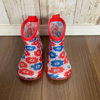 ムージョンジョン(mou jon jon)のムージョンジョン 13cm 長靴 レインブーツ(長靴/レインシューズ)
