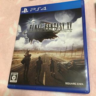 ファイナルファンタジーXV PS4(家庭用ゲームソフト)