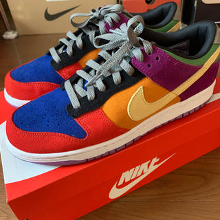 ナイキ(NIKE)のNIKE DUNK low sp viotech(スニーカー)