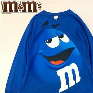 エムアンドエムアンドエムズ(m&m&m's)のM&Ms LONG TEE(Tシャツ/カットソー(七分/長袖))