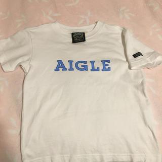エーグル(AIGLE)のAIGLE  半袖Tシャツ 100(その他)