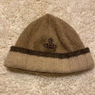 ヴィヴィアンウエストウッド(Vivienne Westwood)のニット帽(ニット帽/ビーニー)
