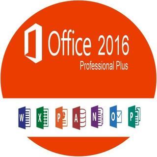 マイクロソフト(Microsoft)のOffice Professional Plus 2016 インストールDVD(デスクトップ型PC)