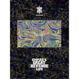 エンパイア(EMPIRE)の新品 EMPiRE'S GREAT REVENGE LiVE 初回生産限定盤(アイドル)