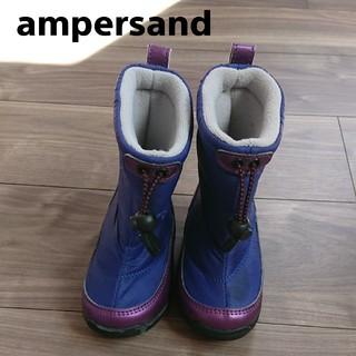 アンパサンド(ampersand)のスノーブーツ(ブーツ)