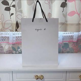 アニエスベー(agnes b.)のアニエス ベー ショップ袋 紙袋(ショップ袋)
