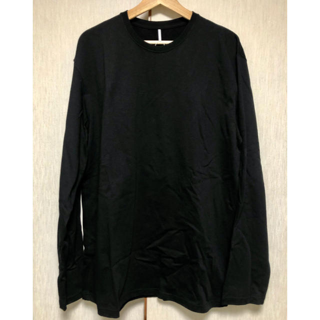 Jieda(ジエダ)の週末限定値下げ新品ethosパラシュートビックロンT メンズのトップス(Tシャツ/カットソー(七分/長袖))の商品写真