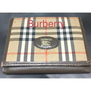 バーバリー(BURBERRY)の【Burberry】カードケース ICカードケース ☆(名刺入れ/定期入れ)
