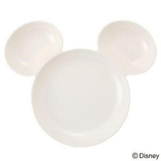 ディズニー(Disney)のFrancfranc ミッキーメラミン皿 キッズプレート (プレート/茶碗)